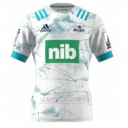 Camiseta Blues Rugby 2020 Segunda