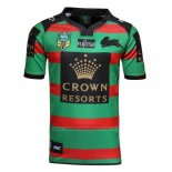 Camiseta South Sydney Rabbitohs Rugby 2016 Local