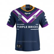 Camiseta Melbourne Storm Rugby 2019 Local
