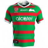 Camiseta South Sydney Rabbitohs Rugby 2019-2020 Segunda