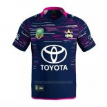 Camiseta North Queensland Cowboys Rugby 2017 Wil