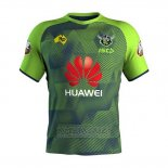 Camiseta Canberra Raiders Rugby 2019 Entrenamiento(1)