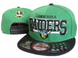 NRL Snapbacks Gorras Raiders(2)