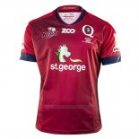 Camiseta Queensland Reds Rugby 2018 Red