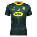 Camiseta Sudafrica Rugby 2019 Local