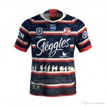 Camiseta Sydney Roosters Rugby 2019-2020 Conmemorative
