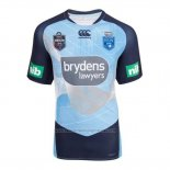 Camiseta NSW Blues Rugby 2017-2018 Entrenamiento