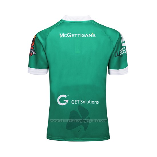 Camiseta RLI Irlanda Rugby RLWC 2017 Local