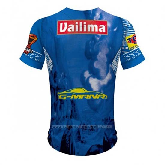 Camiseta Samoa Rugby RLWC 2017 Local