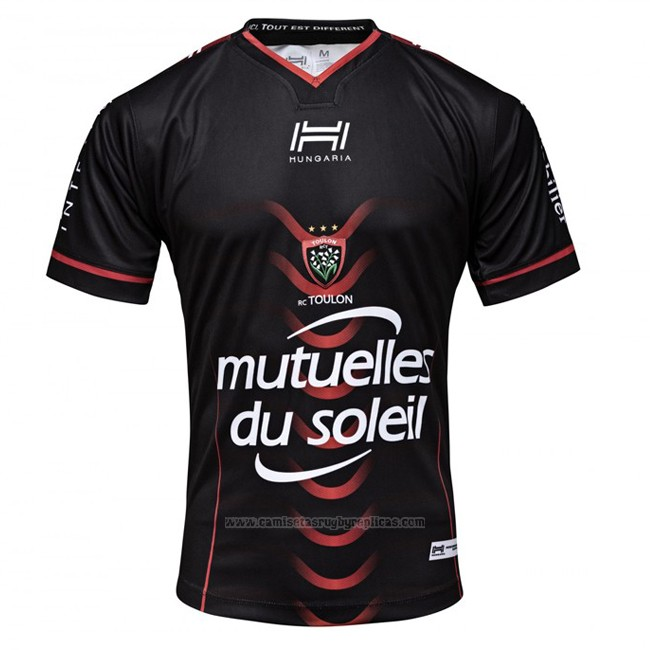 Camiseta Toulon Rugby 2018-2019 Local